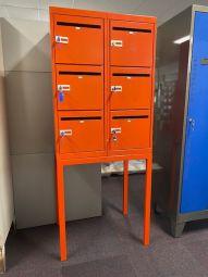 Postkast Comguard 6 vaks