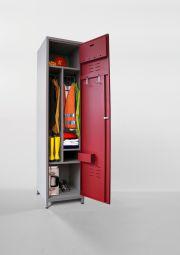 Brandweer garderobekast 1.1