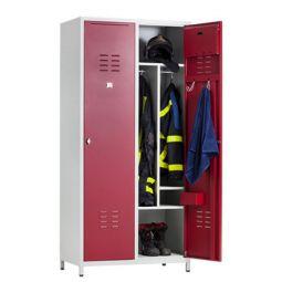 Brandweer garderobekast 2.2
