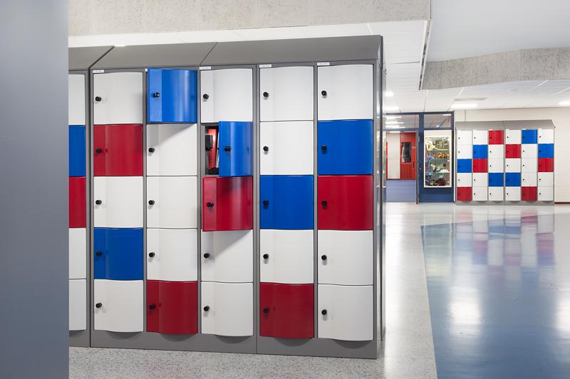 Wolfert lockers